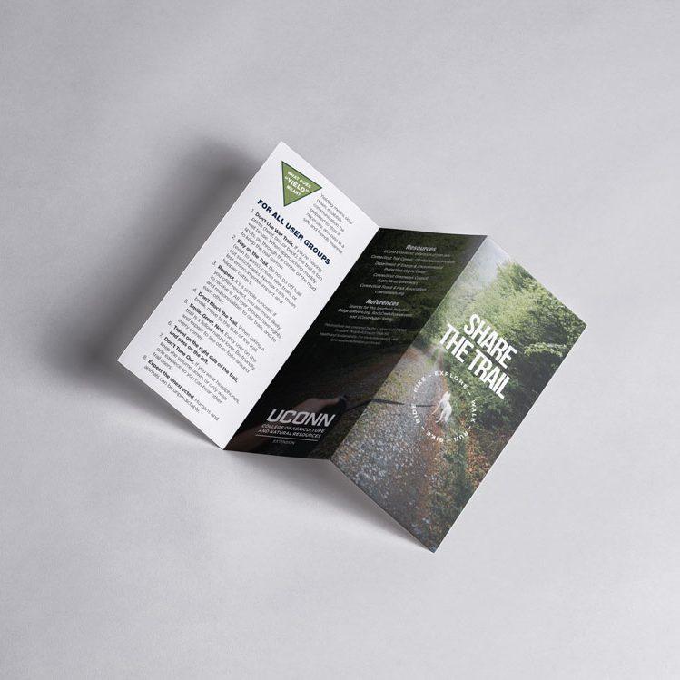 UDS tri-fold brochure